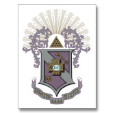 24 x 18 Poster-Crest
