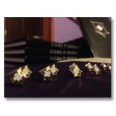 24 x 18 Poster-Sigma Pi Badges Image