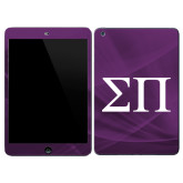 iPad Mini 3 Skin-Greek Letters