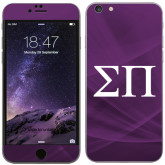 iPhone 6 Plus Skin-Greek Letters
