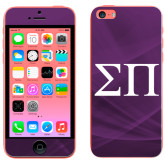 iPhone 5c Skin-Greek Letters