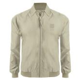 Khaki Players Jacket-Vertical Logomark w/Letters