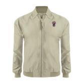 Khaki Players Jacket-Crest