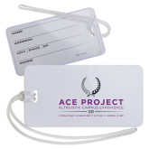 Luggage Tag-ACE Project w/Values