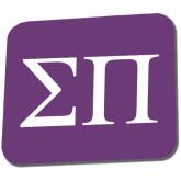 Full Color Mousepad-Greek Letters