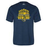 Syntrel Performance Navy Tee-Bowling