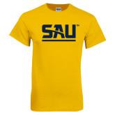 Gold T Shirt-SAU