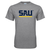 Grey T Shirt-SAU