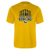 Syntrel Performance Gold Tee-Bowling