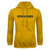 Gold Fleece Hoodie-Spring Arbor