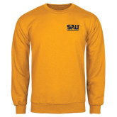Gold Fleece Crew-SAU