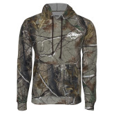 Realtree Camo Fleece Hoodie-Cougar Head