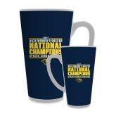 Full Color Latte Mug 17oz-Cougar Womens Soccer Champions