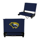 Stadium Chair Navy-Cougar Head