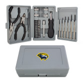 Compact 26 Piece Deluxe Tool Kit-Cougar Head