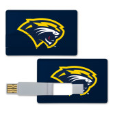 Card USB Drive 4GB-Cougar Head