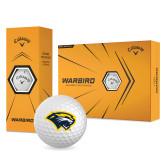 Callaway Warbird Golf Balls 12/pkg-Cougar Head