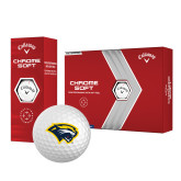 Callaway Chrome Soft Golf Balls 12/pkg-Cougar Head