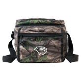 Big Buck Camo Junior Sport Cooler-Cougar Head