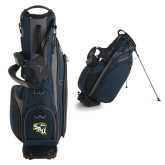 Callaway Hyper Lite 4 Navy Stand Bag-SAU stepped with Cougar Head