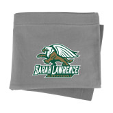 Grey Sweatshirt Blanket-Primary Athletics Mark