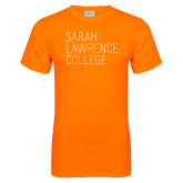 Neon Orange T Shirt-Primary Mark