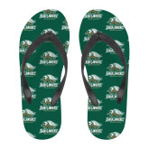 Full Color Flip Flops-Primary Athletics Mark