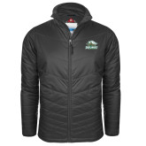 Columbia Mighty LITE Charcoal Jacket-Primary Athletics Mark