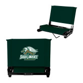Stadium Chair Dark Green-Primary Athletics Mark