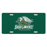 License Plate-Primary Athletics Mark