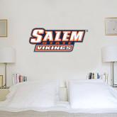 1.5 ft x 3 ft Fan WallSkinz-Salem State Vikings Word Mark