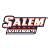 Extra Large Decal-Salem State Vikings Word Mark, 18 inches wide