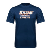 Syntrel Performance Navy Tee-Softball