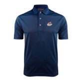 Navy Dry Mesh Polo-Primary Logo