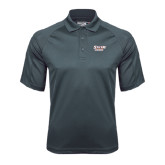 Charcoal Dri Mesh Pro Polo-Salem State Vikings Word Mark