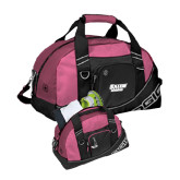 Ogio Pink Half Dome Bag-Salem State Vikings Word Mark