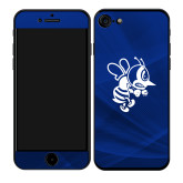 iPhone 7/8 Skin-Fighting Bee, Background PMS 287 Blue