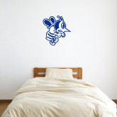 2 ft x 2 ft Fan WallSkinz-Fighting Bee