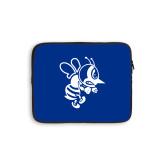 10 inch Neoprene iPad/Tablet Sleeve-Fighting Bee