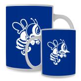 Full Color White Mug 15oz-Fighting Bee