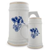 Full Color Decorative Ceramic Mug 22oz-Fighting Bee