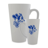 Full Color Latte Mug 17oz-Fighting Bee