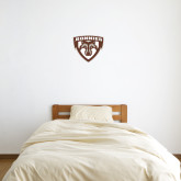 1 ft x 1 ft Fan WallSkinz-Bonnies Shield