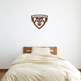 2 ft x 2 ft Fan WallSkinz-Bonnies Shield