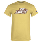 Champion Vegas Gold T Shirt-Official Logo