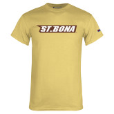 Champion Vegas Gold T Shirt-St. Bona
