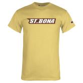 Champion Vegas Gold T Shirt-St. Bona
