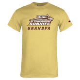 Champion Vegas Gold T Shirt-Grandpa