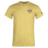 Champion Vegas Gold T Shirt-Bonnies Shield