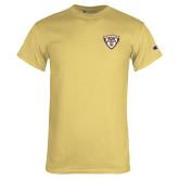 Champion Vegas Gold T Shirt-Bonnies Shield